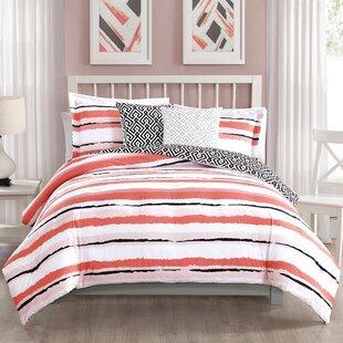 Colman 5 Piece Reversible Comforter Set by Studio17