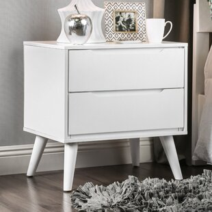 Ricardo 2 Drawer Nightstand