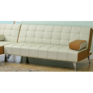 Battle Convertible Sofa by Latitude Run