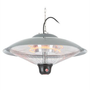 Review Heizsporn Ceiling Mounted Electric Patio Heater