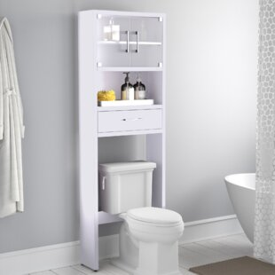 66 X 194cm Over The Toilet Cabinet By Mercury Row