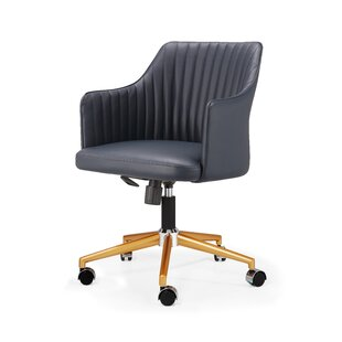Eldon Task Chair by Everly Quinn Best Design