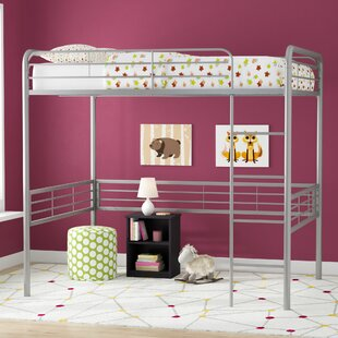 Great Price Maximillian Full Size Loft Bed by Viv + Rae Reviews (2019) & Buyer's Guide