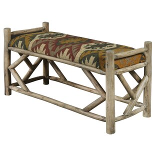 Rozek Upholstered Bench by Millwood Pines