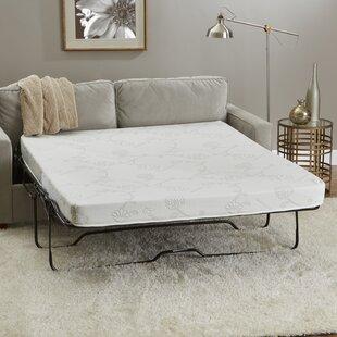 "4.5"" Firm Memory Foam Mattress ByInnerSpace Luxury Products"