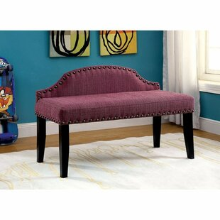 Ruggiero Upholstered Bench by Mercer41