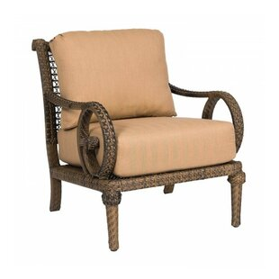 Woodard South Shore Patio Chair with Cush..