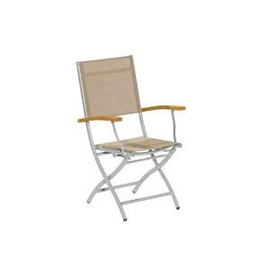 Fieldstone Folding Garden Chairs (Set Of 2) By Sol 72 Outdoor
