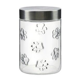 1.31 qt. Pet Treat Jar