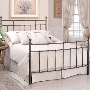 French Panel Bed by Charlton Home