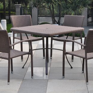 Wicker/Rattan Dining Table by Brayden Stu..