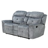 Mucella Reclining Loveseat by Ebern Designs