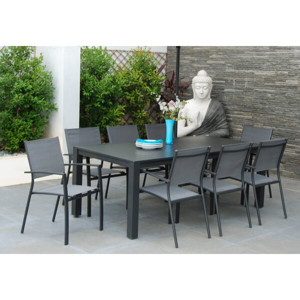8 Seater Outdoor Dining Set Wayfaircouk