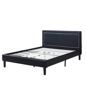 Deluxe Upholstered Platform Bed