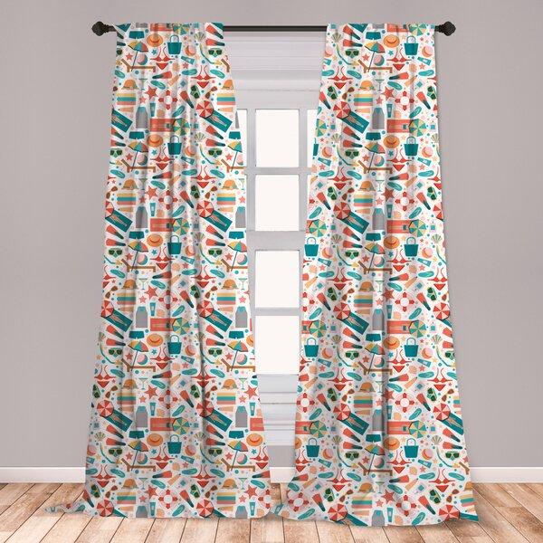 Flip Flop Curtains Wayfair