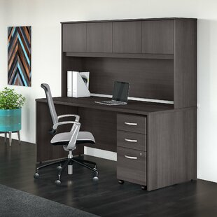 Studio C 3 Piece Desk Office Suite by Bush Business Furniture
