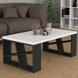 Yareli Modern Coffee Table by Wrought Stu..