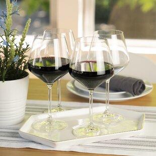 Stemware saver flexible dishwasher set of 4 for Wine Glasses washing Hot