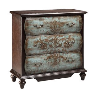 Tryston 3 Drawer Chest