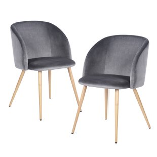 Carden Upholstered Dining Chair (Set of 2)