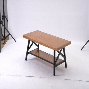 Pullen Cross Leg Coffee Table with Storage
