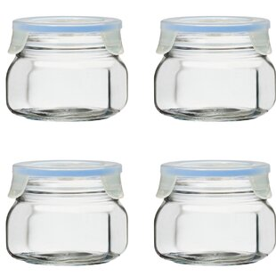 Milk Street Storage Jar (Set of 4)