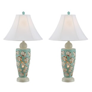 Callan Shell 31 Table Lamp (Set of 2)