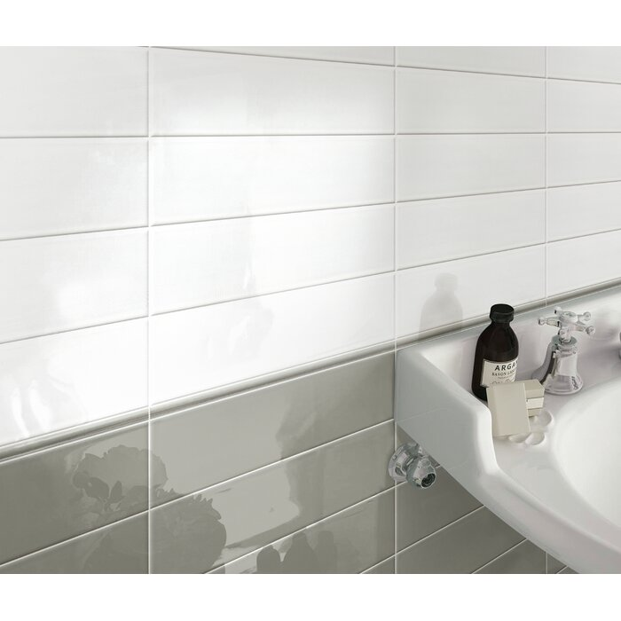 Hudson 4 X 12 Ceramic Subway Tile