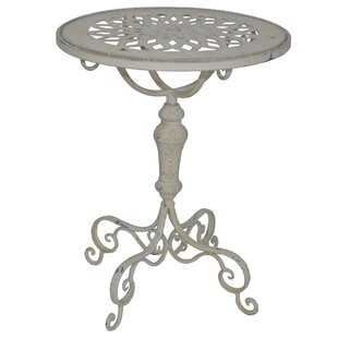 Anika Garden Iron Bistro Table