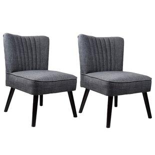 Blakey Side Chair (Set of 2) by Mercury Row