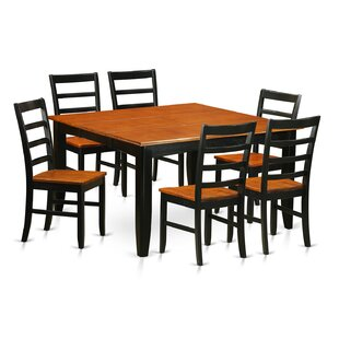 Parfait 7 Piece Dining Set by Wooden Impo..