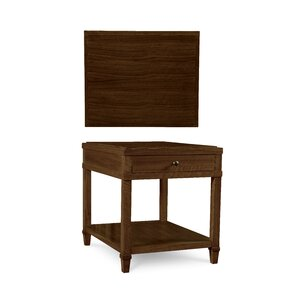 Craine Crossroads End Table by Darby Home Co