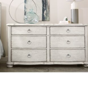 Mauricio 6 Drawer Double Dresser