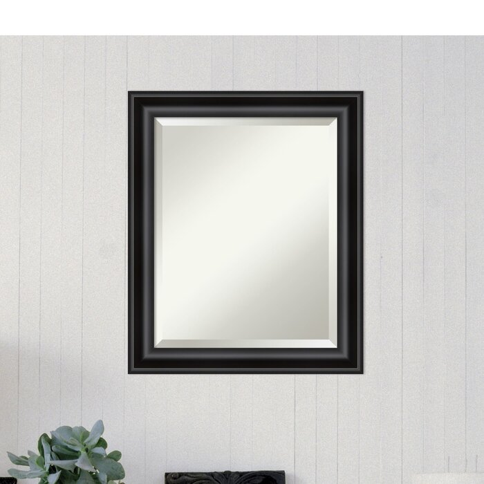 Terrific Lagrone Grand Narrow Beveled Wall Mirror Download Free Architecture Designs Lukepmadebymaigaardcom