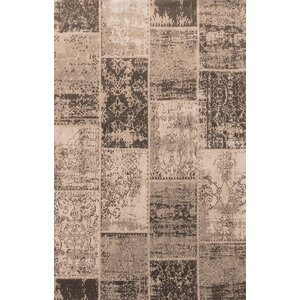 Superior Brighton Brown Area Rug