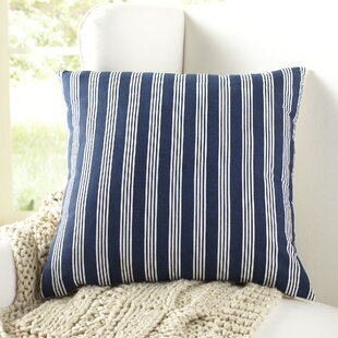 Deana Striped Pillow Cover
