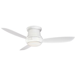 52 Concept Ii 3 Blade Outdoor Led Ceiling Fan