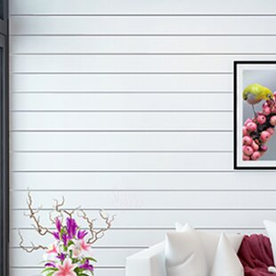 7 25 Solid Wood Wall Paneling In White