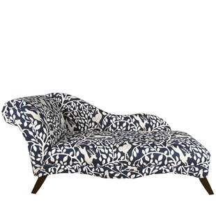 Price comparison Wright Chaise Lounge by Bloomsbury Market Reviews (2019) & Buyer's Guide