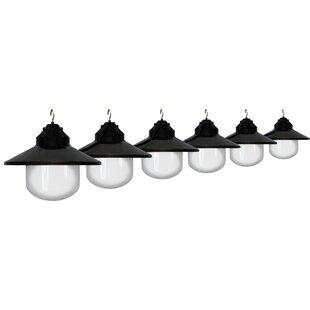 Polymer Products 6-Light Globe String Lights