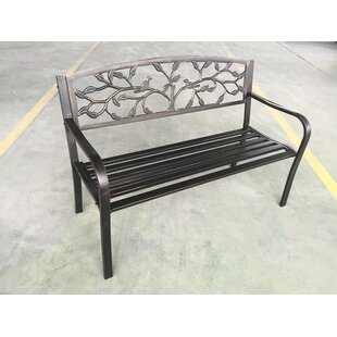 Sharpton Tree Metal Garden Bench
