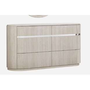 Gann 6 Double Drawer Dresser