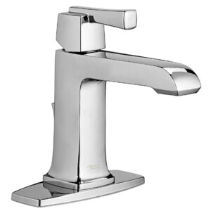 Townsend Deck Mounted Single Handle Bathroom Faucet