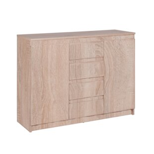 Bushwick 4 Drawers Combi Chest By 17 Stories