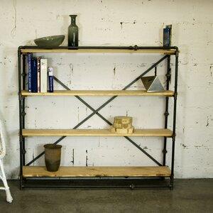 132 cm Bücherregal von Castleton Home