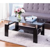 Neco Coffee Table with Storage by Orren Ellis