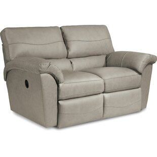 Reese LA-Z-TIME® Full Reclining Loveseat by La-Z-Boy