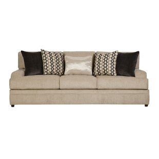 Shop Simmons Upholstery Palmetto Sofa by Latitude Run