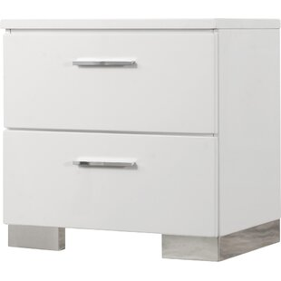 Hardwick 2 Drawer Nightstand