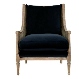 Teagan Armchair by One Allium Way Best Choices